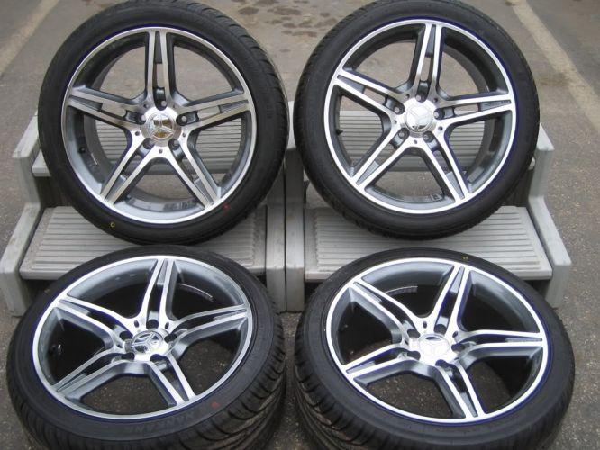 Car Tire Sales: Mercedes Benz Wheels Rims For Sale