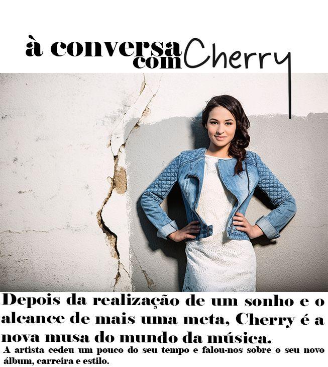 Entrevista à fantástica Cherry!