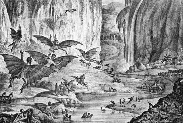 Πυρφόρος Έλλην: Ο διάσημος αστρονόμος Τζον Χέρσελ το 1835 «είδε Κά...