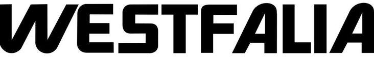 Westfalia Logo Car, Van, Laptop, Scooter Vinyl Decal Sticker