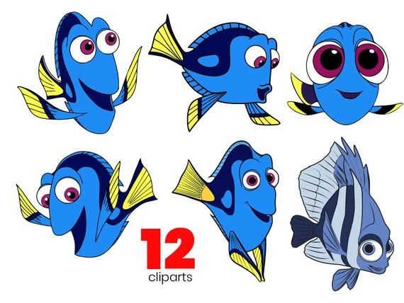 12 Finding Dory Svg Vector Cliparts Dory Cutfiles Disney Finding Dory Svg Files In Svg Png Eps A Disney Finding Dory Dory Characters Dory