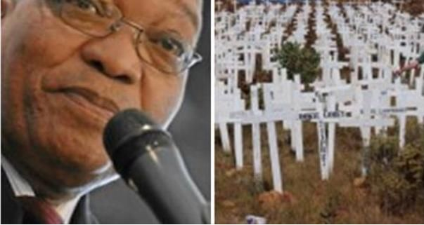No condemnation of gruesome farm murders by Zuma or ministers
