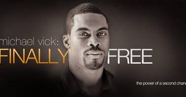 Finally Free - Michael Vick