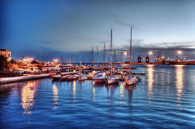Taranto By Night