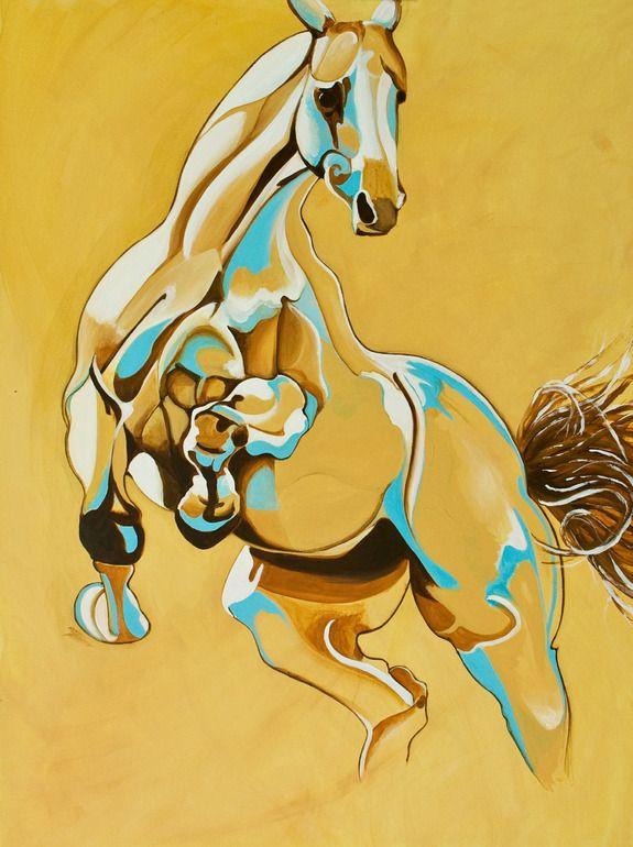 "Saatchi Art Artist: Yaheya Pasha; Acrylic 2012 Painting ""Mustard"""