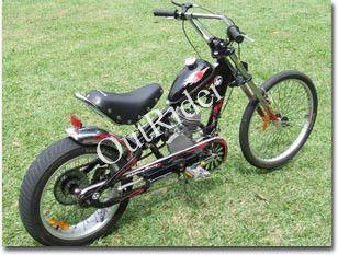 Outrider 80CC газе Велосипеды Двигатели комплект