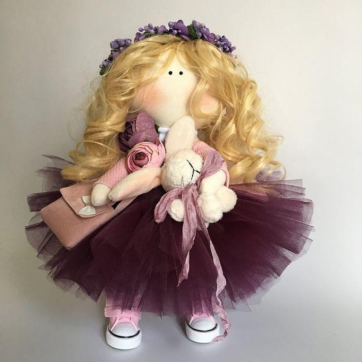 Поздравления подарок кукла