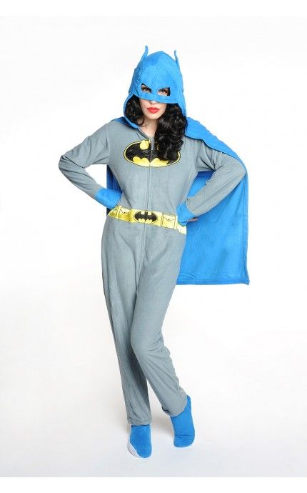 Pinup Girl Clothing- Batman Onesie | Pinup Girl Clothing