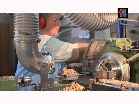 Jak produkowane są maszyny firmy HEUTE. Każda z maszyn jest ręcznie składana przez co możemy zapewnić najwyższą jakość na świecie.
