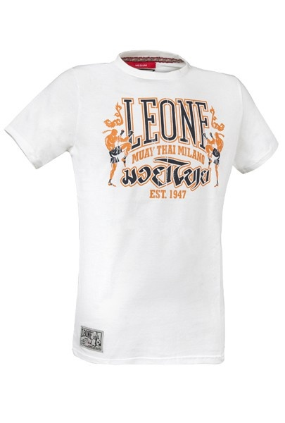 Leone 1947 ® Italy Store LSM-119-Round neck T-shirt/SLIM FIT Official Website