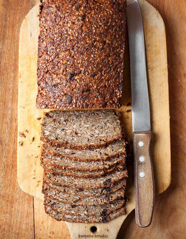 Chleb bezglutenowy z ziaren