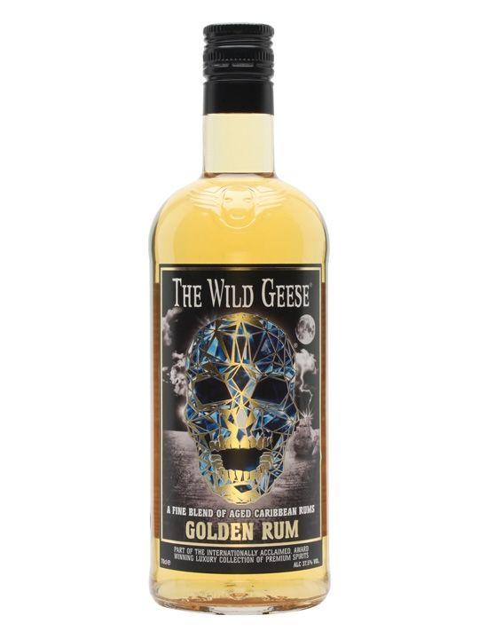 Wild Geese Golden Rum : The Whisky Exchange