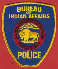 17 best images about patches federal on pinterest police departments federal and federal - Interior bureau of indian affairs ...