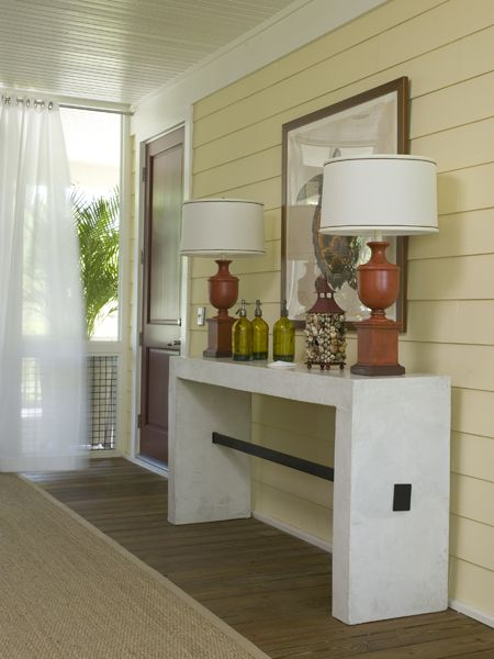 Amazing The Covered Breezeway Combines The Best Of The Indoors And Out. Because It  Is Protected From The Elements, You Have The Freedom To Display Art And  Furniture ...
