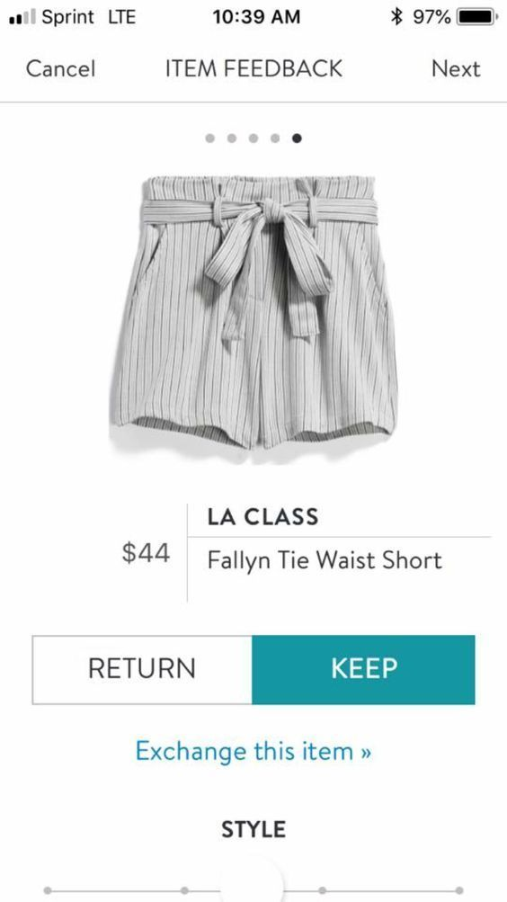 ADORABLE LA CLASS Tie waist shorts for SPRING & SUMMER 2019 – Try Stitch fix the best clothing subscription box ever!  Outfit Inspiration photos for stitch fix. Only $20! Sign up now! Just click the pic…You can use these pins to help your stylist better understand your personal sense of style.