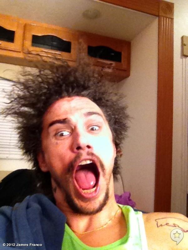 James Franco's 'Spring Breakers' post-cornrow hair: Hot or not?