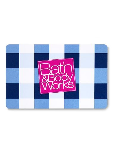 Bath and Body Works Gift Card.  They have so many new fragrances that I want to try