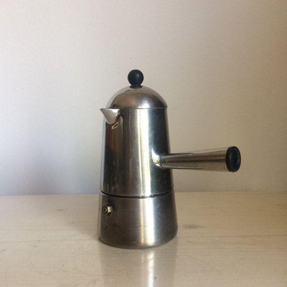 Lavazza Carmencita Stovetop Espresso Coffee Maker Stove