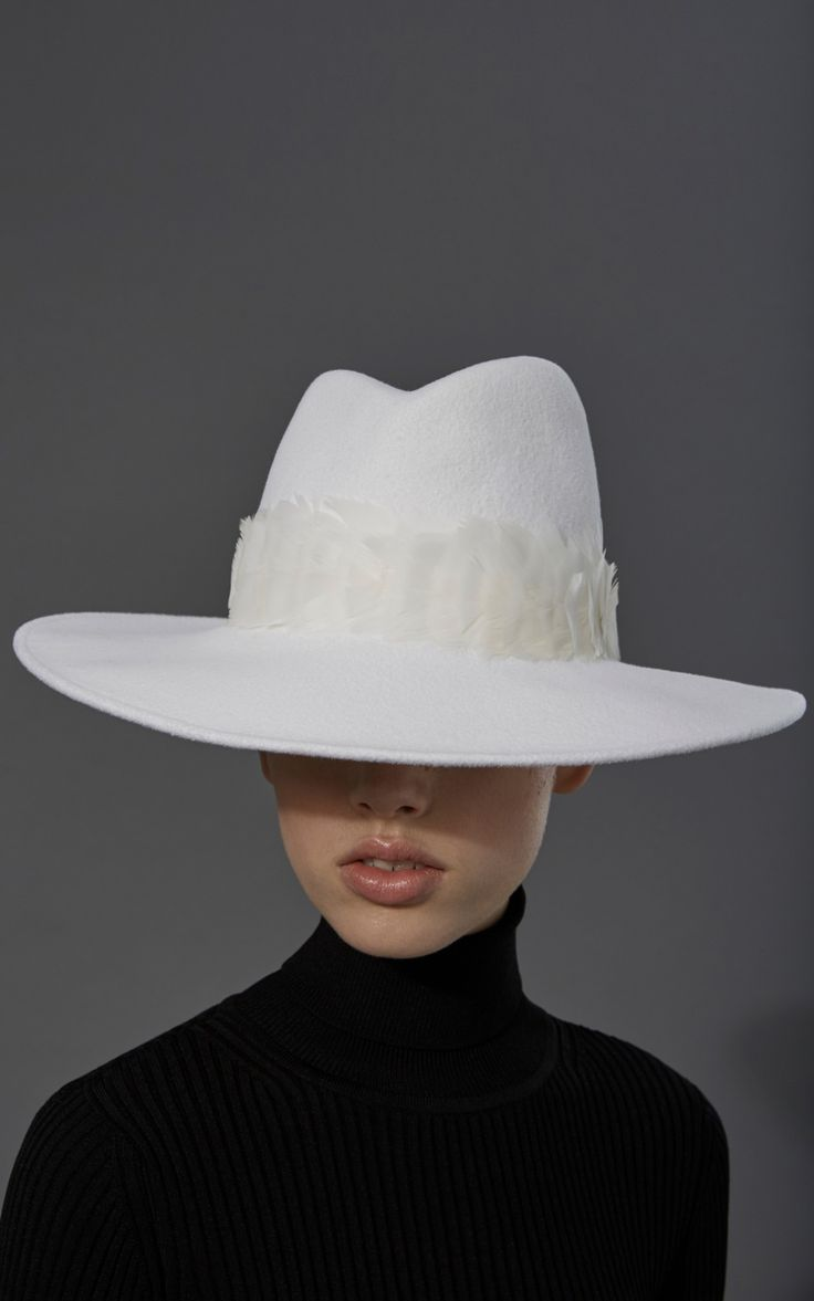 Dita Hat with Band by Eugenia Kim | Moda Operandi