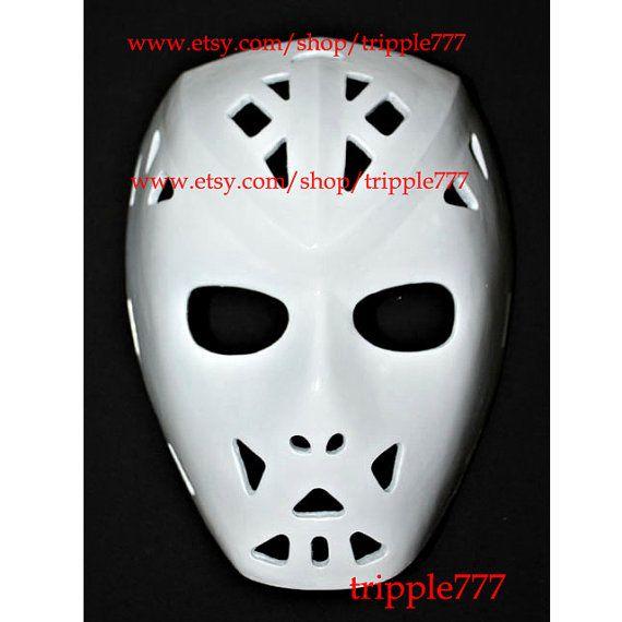 Hockey mask, Hockey goalie, NHL ice hockey, Roller Hockey, Hockey goalie mask, Hockey helmet Dave Dryden mask HO45