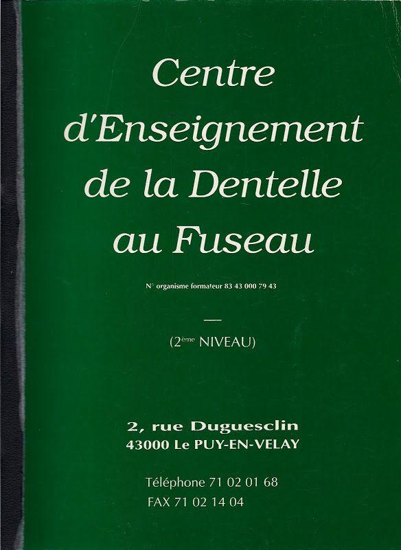 centre d´enseignement de la dentelle au fuseau - furafollas - Álbumes web de Picasa