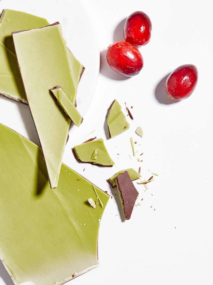 Alma for Free People Chocolate Matcha Mint Bark at Free People Clothing Boutique