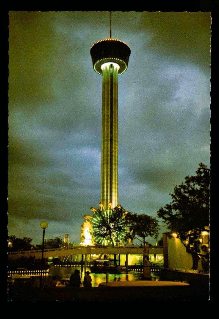 The Tower of the Americas, San Antonio, Texas