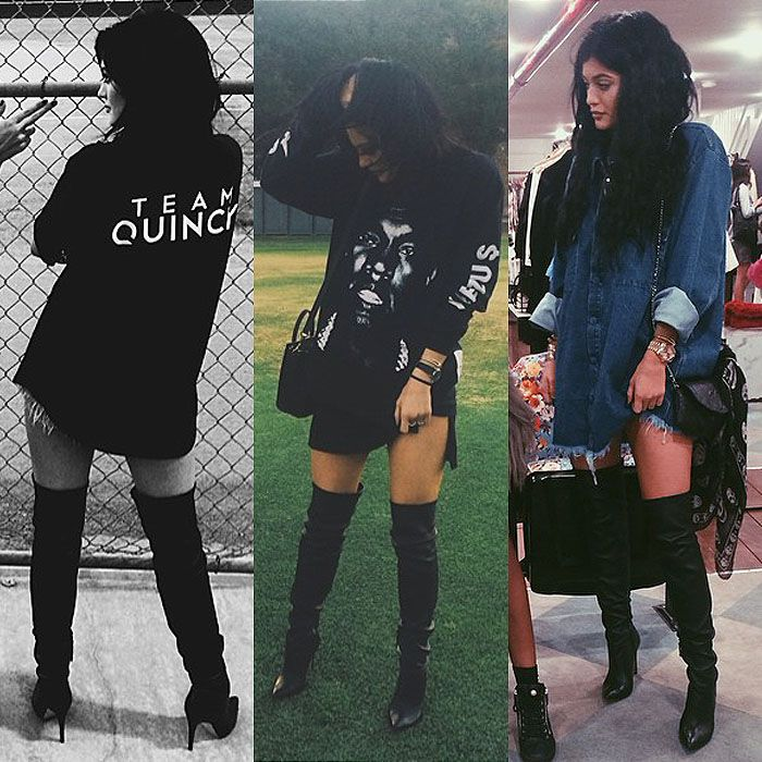 Best 25  Kylie jenner boots ideas on Pinterest | Kylie jenner ...