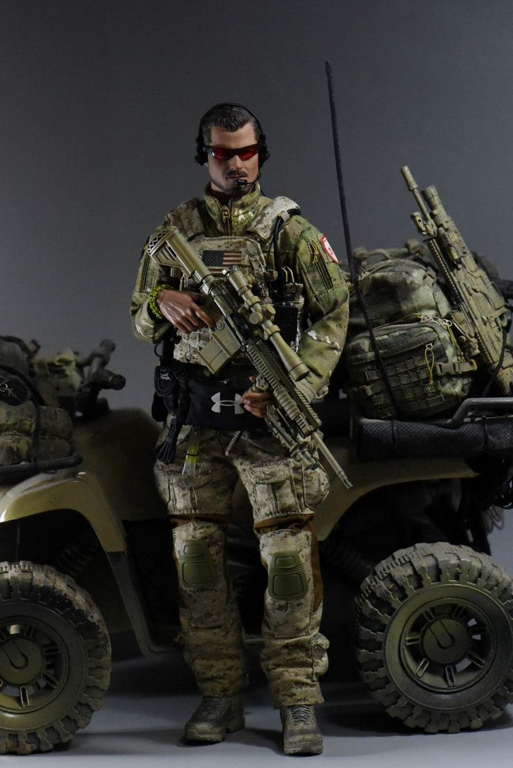 Military special forces gear - Special Ops Special Forces Green Beret Military Gear Navy Seals Action Figures