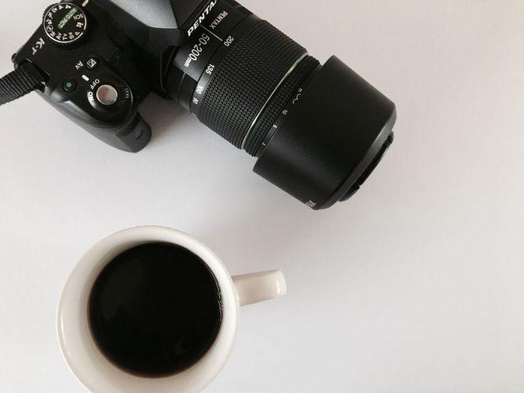 Koffie | Koffiemok | Camera | Fotografie | 't Bakkie
