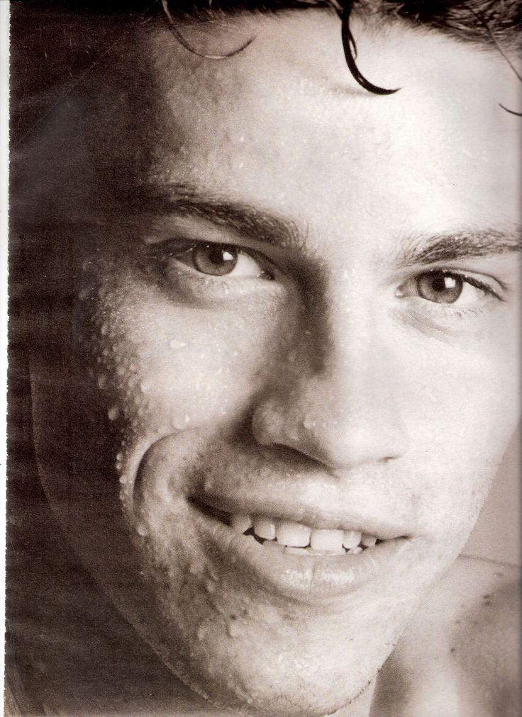 Mario Frangoulis young