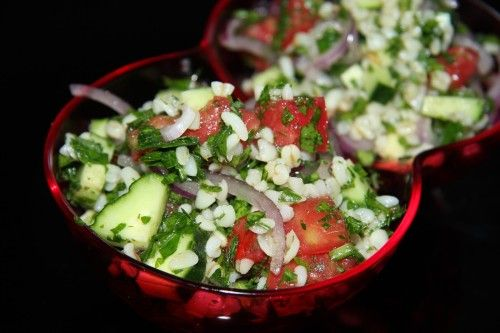 Csábító saláta