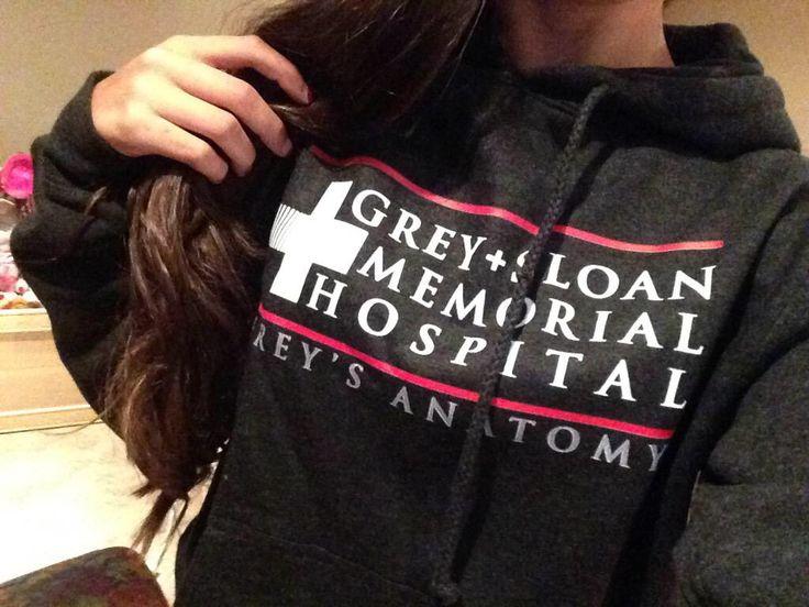 Greys anatomy sweater