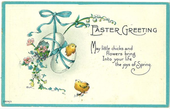 Happy Easter Wishes, Messages, Greetings 692X447