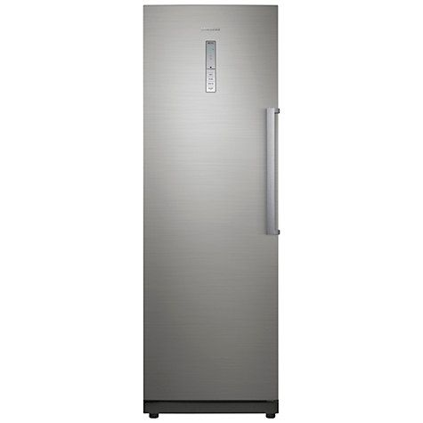 Buy Samsung RZ28H61507F Tall Freezer, A+ Energy Rating, 60cm Wide, Stainless Steel Online at johnlewis.com
