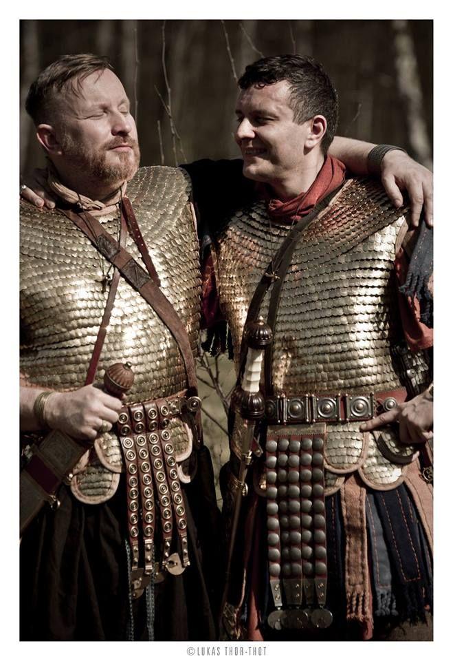 Men in brass. Legio XXI Rapax