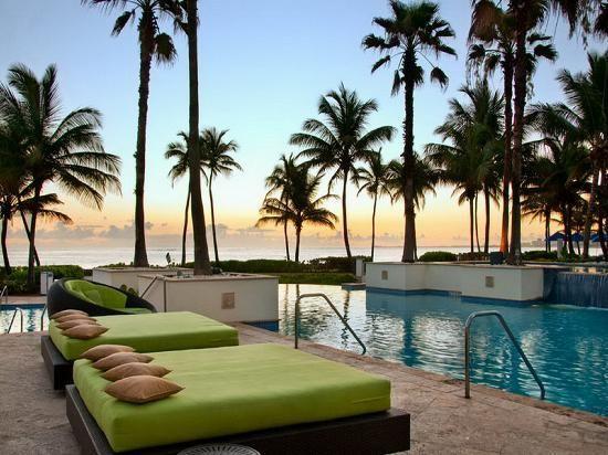 Puerto Rico getaway? Caribe Hilton, close to old San Juan and the beach