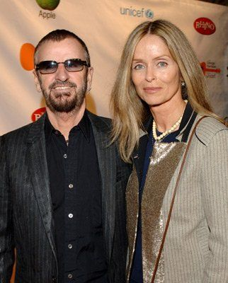 Barbara Bach and Ringo Starr, married since 1981