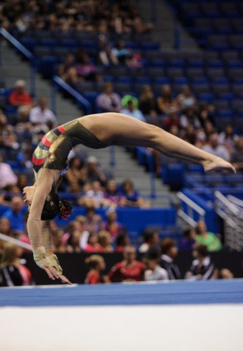 Having issues with back handsprings? These drills may help