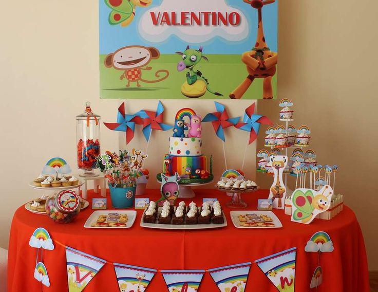 Baby TV for Valentino  - Baby TV