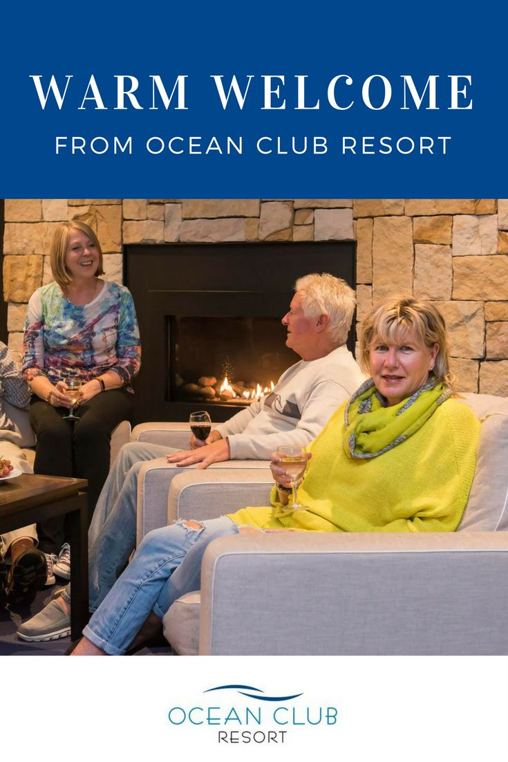 Warm Welcome from all of us at Ocean Club Resort!  Can you picture yourself enjoying a glass of wine with friends by a beautiful, warm fireplace on these cold winter nights?  Perhaps it's time you made the move to Ocean Club Resort.   Call Karen today on 1800 462 326 if you want to experience the best in over 50's living!  #LuxuryLivingOver50's