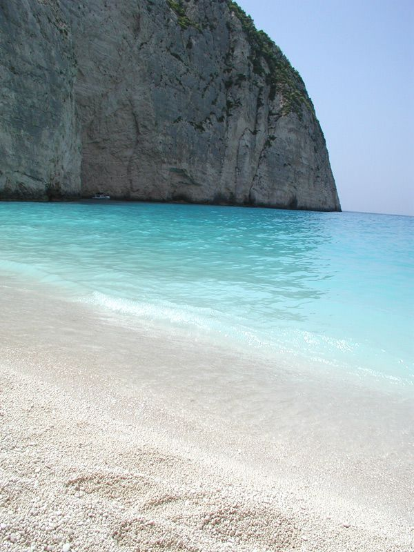 Navagio Beach in Zakynthos. Its beauty takes your breath away!