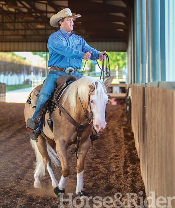 Learning Lead Changes~ Teach your young horse to change leads the easy way to avoid future frustration.