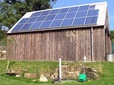 Solar PV Whitby