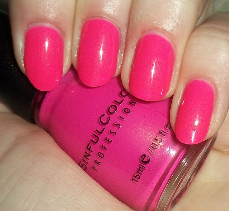 Sinful Cotton Candy Nail Polish: 51 Best Images About Nail Polish: Pinks On Pinterest