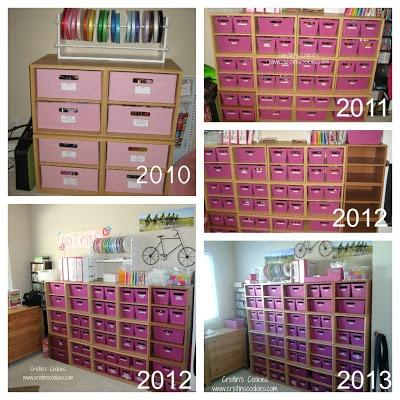 Cookie Cutter Storage