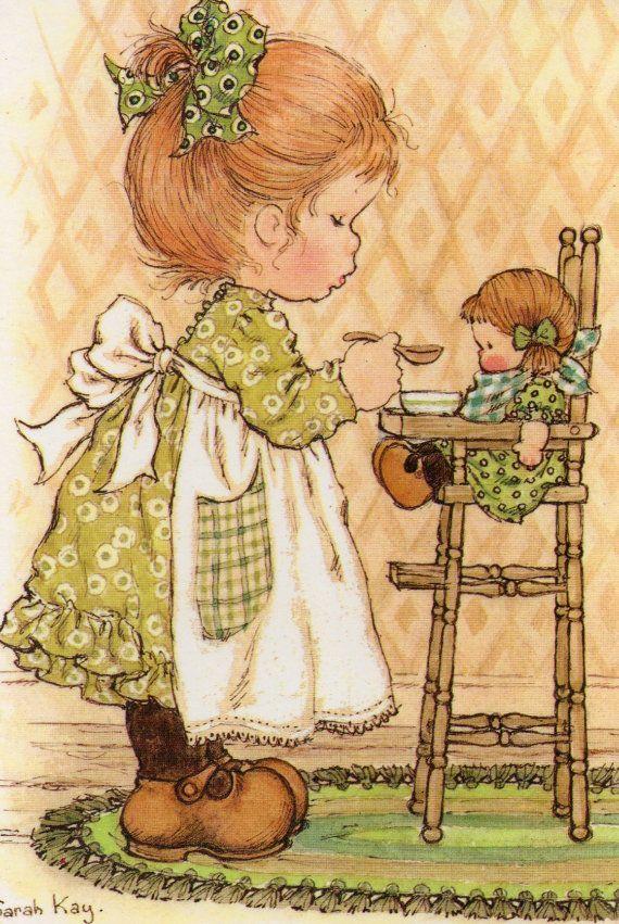 Une cuillère pour maman Une cuillère pour papa...