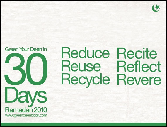 Have a Green Ramadan