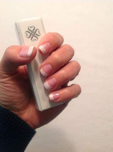 30+ Ideas Nails Acrylic Medium Length White | Nails ...