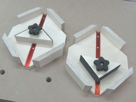 45 Shopmade Miter Clamps